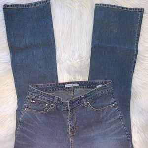 Tommy Hilfiger size 12 bootcut jeans A13